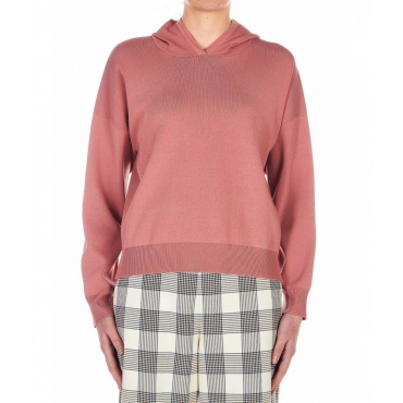 Hoodie coats 01 rosa antico