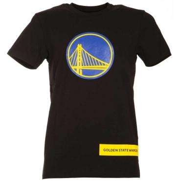 T-shirt Golden State Warriors BLK