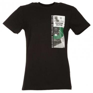 T-shirt Court Boston Celtics BLK