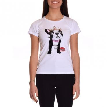 T-shirt moda BCO OTTPRINCESS DOG