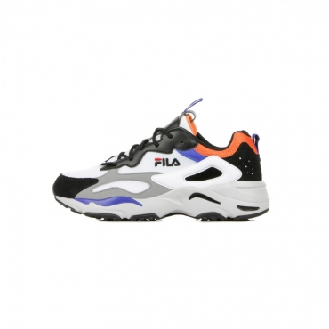 SCARPA BASSA RAY TRACER CB WHITE/BLACK/MANDARIN ORANGE