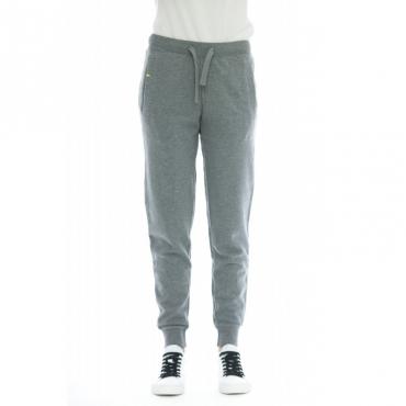 Pantalone donna - F30206 pantalone tuta jogging 34 - grigio