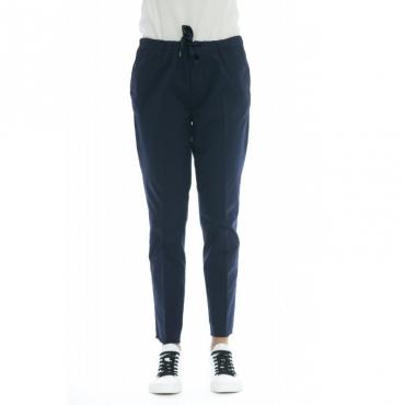 Pantalone donna - Emma 5219 W2126 - Blu