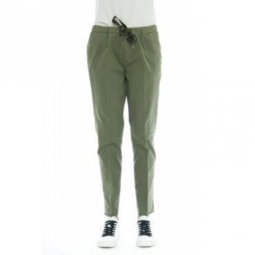 Pantalone donna - Emma 5219 W1765 -Militare