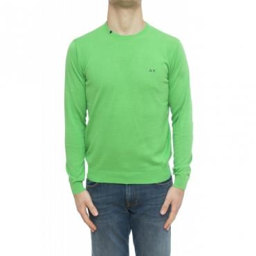 Maglia uomo - K30101 maglia giro bordino 02