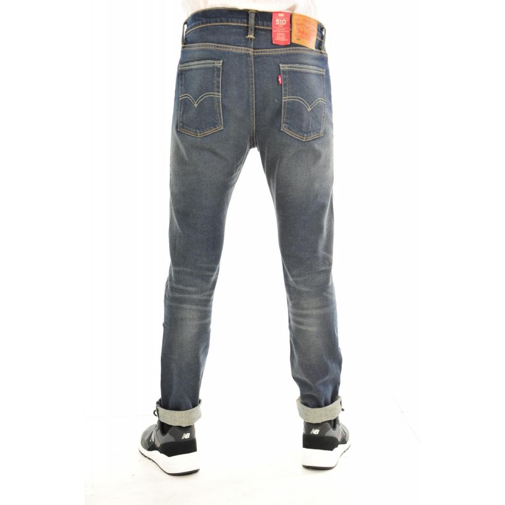 Jeans Levi's 510 Man American Hero 0624 AMERICAN
