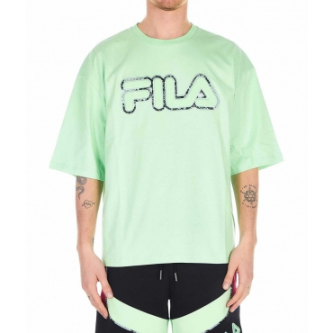 T-shirt Man Nik verde