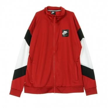 TRACKTOP AIR JKT PK GYM RED/BLACK/WHITE