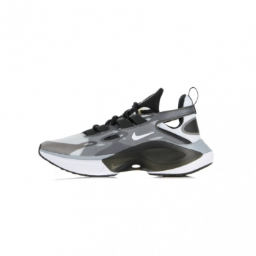 SCARPA BASSA SIGNAL D-MS-X BLACK/WHITE/FOOTBALL GREY/PALE VANILLA