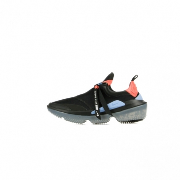 SCARPA BASSA W JOYRIDE OPTIK BLACK/LIGHT BLUE/BRIGHT CRIMSON