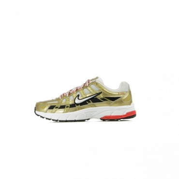 SCARPA BASSA W P-6000 LIGHT BONE/SUMMIT WHITE/METALLIC GOLD