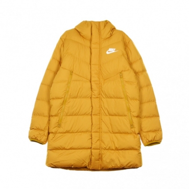 PIUMINO DOWN FILL WINDRUNNER PARKA GOLD SUEDE/GOLD SUEDE/GOLD SUEDE/SAIL