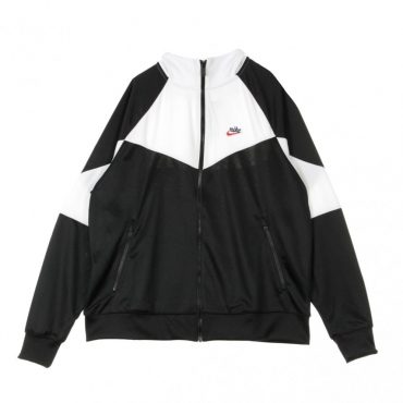 GIACCA TUTA WINDRUNNER JACKET BLACK/SUMMIT WHITE/BLACK