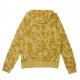 FELPA CAPPUCCIO ZIP LEBRON HOODIE CLUB GOLD/TEAM ORANGE
