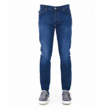 Jeans Leonardo blu