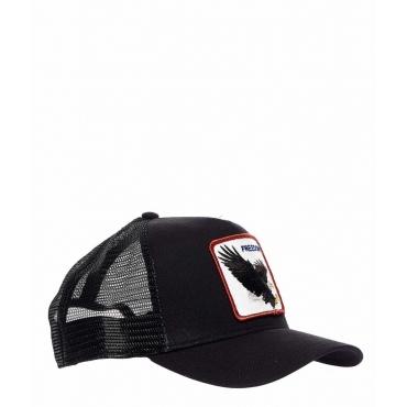 Baseball Cap Freedom nero