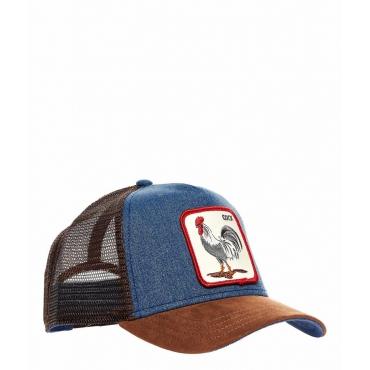 Baseball Cap Cock multicolore