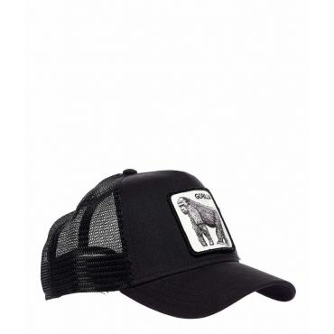 Baseball Cap Gorilla nero