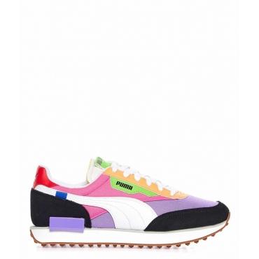 Sneaker Future rider viola