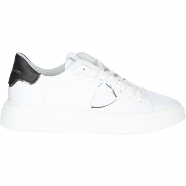 SNEAKERS TEMPLE  S PHILIPPE MODEL BIANCO