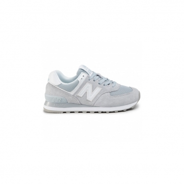 Scarpa New Balance Donna 574 Oaa Lifestyle Suede Mesh OAA GREY WHITE