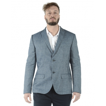 GIACCA GIACCA EQUILIBRIO MF COLOR BOT BLU