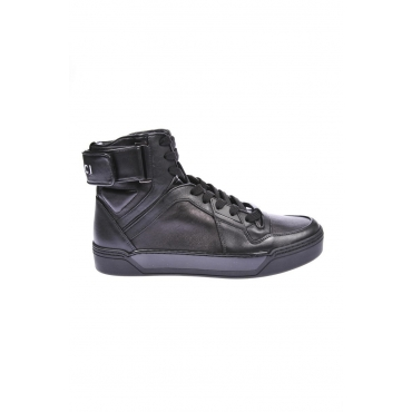 STIVALETTI High Top Sneaker NERO
