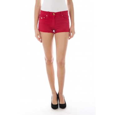 SHORTS ROSSO