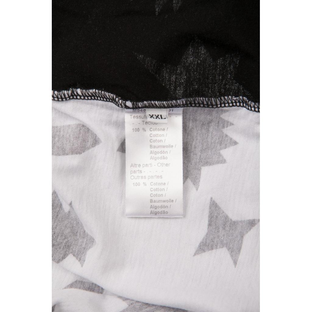 T-SHIRT MAGLIA DRESS BIC ST NERO
