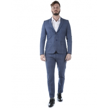 ABITO GIACCA EQUILIBRIO MF COLOR PAN BLU