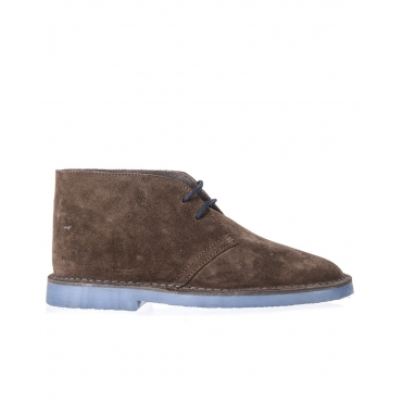 STIVALETTI DESERT BOOT MARRONE