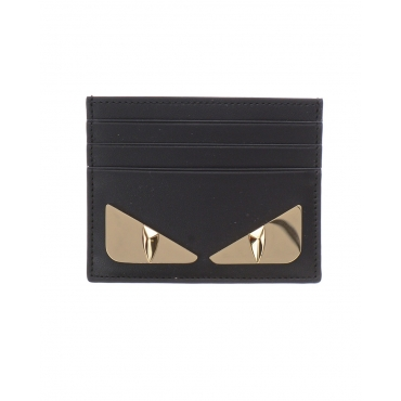 PORTACARTE BUSINESS CARD HOLDER VIT CETUR NERO