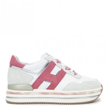 Sneaker Midi H222 con maxi suola B001+B200+M6