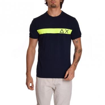 T-shirt banda NAVY