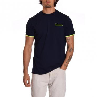 T-shirt profilo NAVY