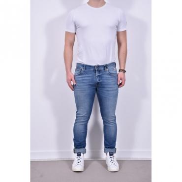 317 jeans slim elasticizzato DENIM