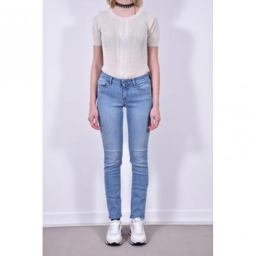 Jeans push up stretch faine DENIM