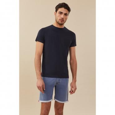 Tshirt Roberto Ricci Design Uomo Shirty Revo 60 BLUE BLACK