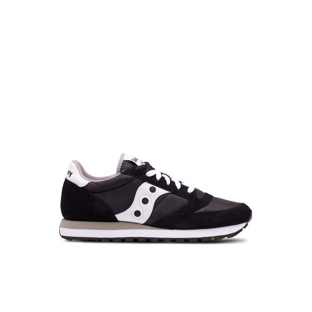 Sneakers Jazz Original Black White 449BLACK/WHI