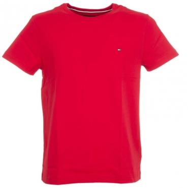 T-Shirt tinta unita in cotone organico XLGPRIMARYRE