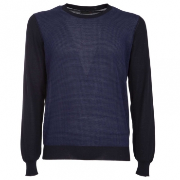 Pullover leggero in cotone 02