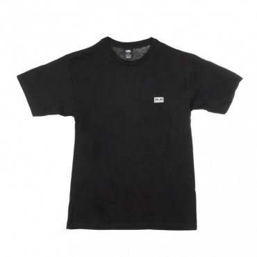 MAGLIETTA THIS IS AN OBEY T-SHIRT BLACK