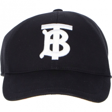 CAPPELLO BURBERRY NERO