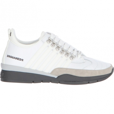 SNEAKERS 251 DSQUARED2 BIANCO