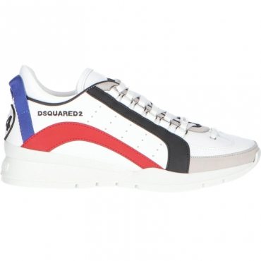SNEAKERS 551 DSQUARED2 BIANCO