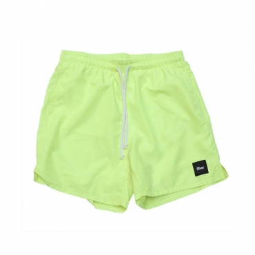COSTUME SHOESHINE SWIMSUIT SHORT E6WU03 YellowFluo unico