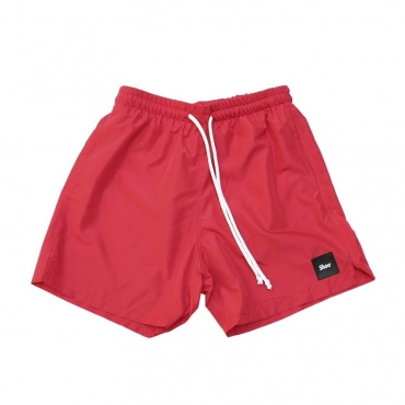 COSTUME SHOESHINE  SWIMSUIT SHORT E6WU03 Red unico