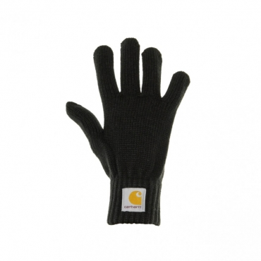 GUANTI WATCH GLOVES BLACK