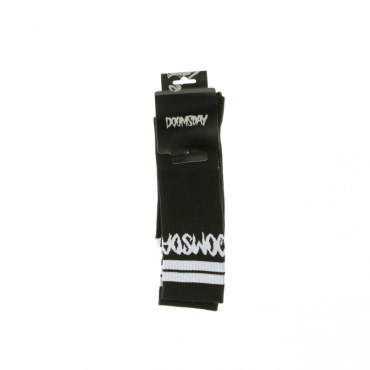 CALZE LOGO SOCKS BLACK/WHITE