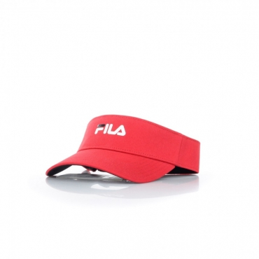 VISIERA VISOR TRUE RED